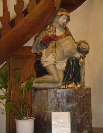 Pieta, 1600