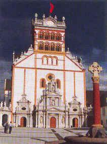 Das Ziel St. Matthias in Trier