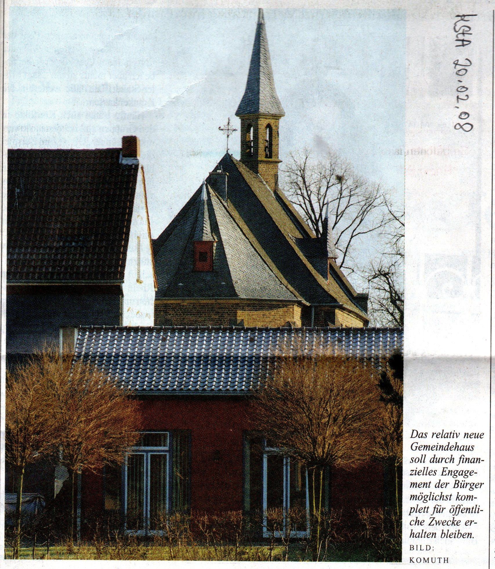 Förderverein St. Johannes Baptist